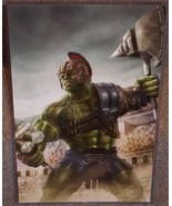Thor Ragnarok Planet Hulk Glossy Art Print 11 x 17 In Hard Plastic Sleeve - $24.99
