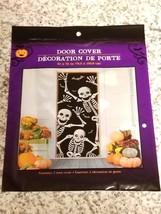 """Halloween Decoration Door Cover 30"""" x 72"""" w"""