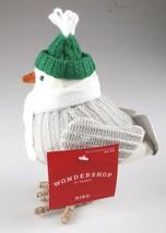 Target Wondershop Juniper Featherly Friend Collectible Bird Figure 2018 image 2