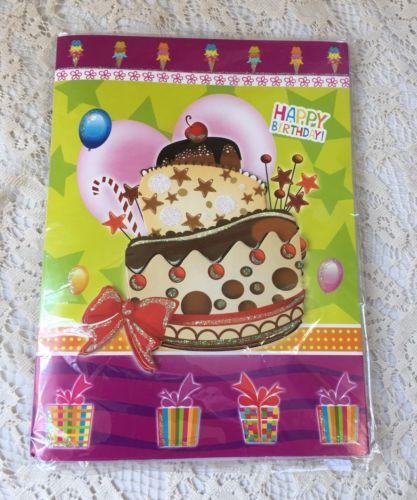 Musical Happy Birthday Card Chocolate Cake And 50 Similar Items 12