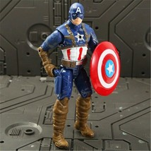 Avengers 3 Black Panther Action Figures Hulk Captain America Iron Man - $8.12+