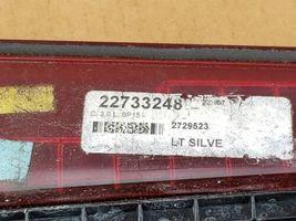 06-09 Pontiac G6 Convertible Trunk  Spoiler LED 3rd Brake Light LT SILVER image 7