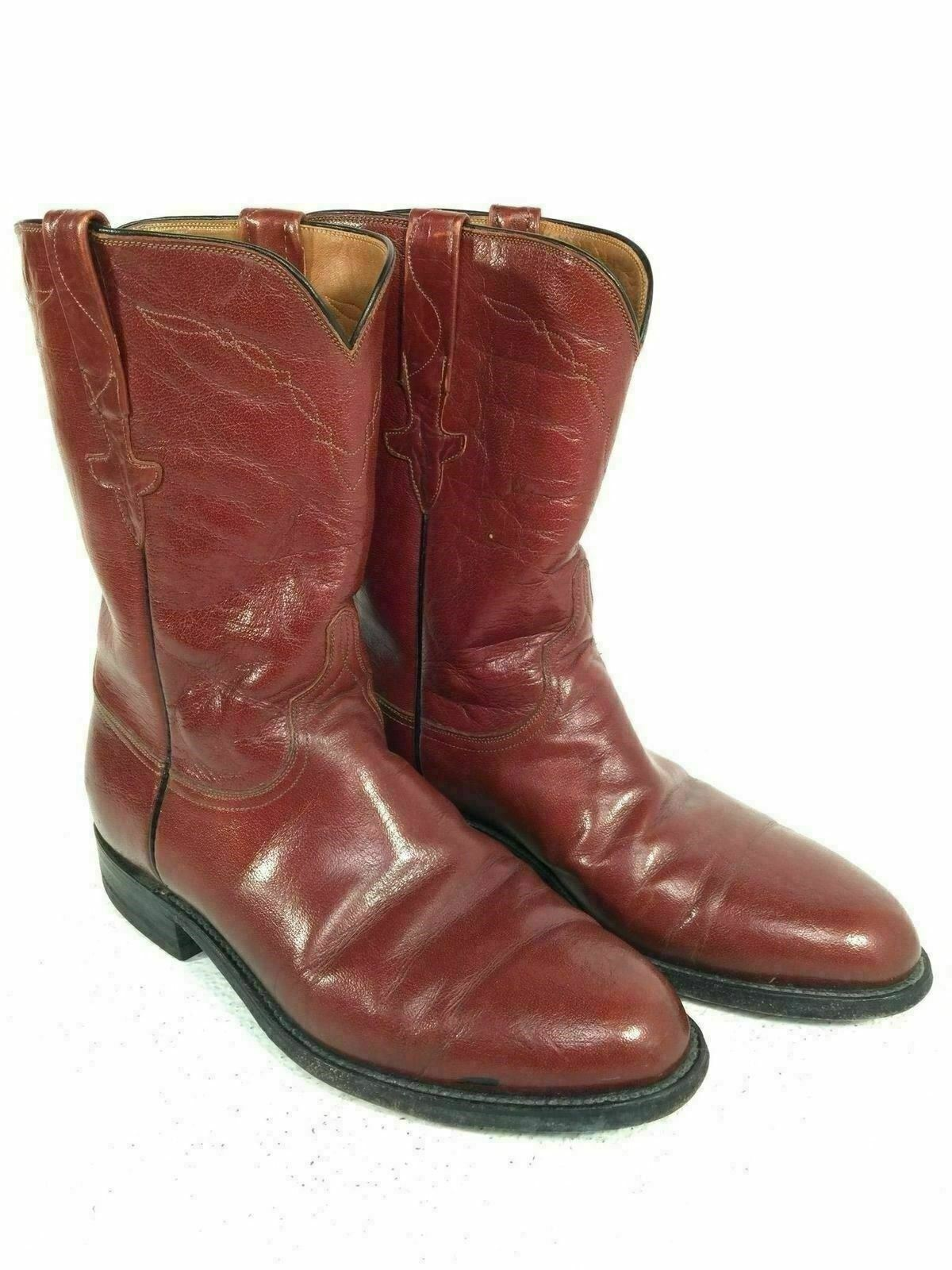 dca35335344 Lucchese Mens Size 9 E Western Cowboy and 22 similar items