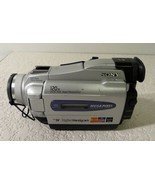 Sony Handycam DCR-TRV27 Mini DV Camcorder AS-IS FOR PARTS OR REPAIR - $26.18
