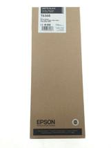 New EPSON T6368 Matte Black 700ml Stylus Pro 7890/7900/9890/9900 EXP 2016 - $107.53