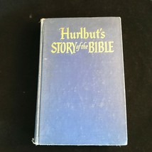 ILLUSTRATED Hurlbut's Story of the Bible by John C. Winston, 1952 ed. w/... - $26.60