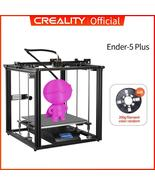 CREALITY 3D Printer Ender-5 Plus Dual Y-axis Motors Glass Build Plate Po... - $791.99+