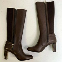 Anne Klein Sybella Womens Boots Brown Multiple Sizes - $95.97