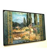 The Metropolitan Museum Of Art Large Placemats By Jason Set of 4 Vintage... - $49.49