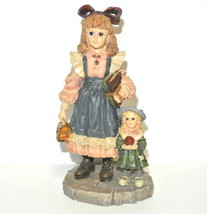 Yesterdays Child Boyds Bears   Laura With Jane...First Day Of School #3522   box - $12.82
