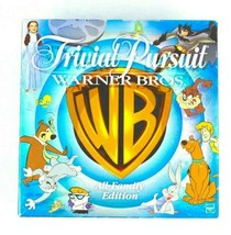 Trivial Pursuit Warner Bros. All Family Edition © 1999 Hasbro COMPLETE - $35.00