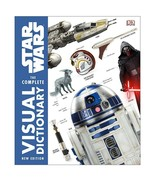 NEW 2018 Star Wars The Complete Visual Dictionary Hardcover DK Books - $18.55