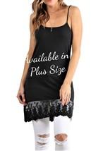 Sale 6 Sizes Black Dress Extender, Dress Extenders, Shirt Extender, Upto... - $24.00