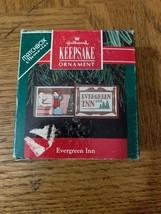 Evergreen Inn Ornament - $25.62