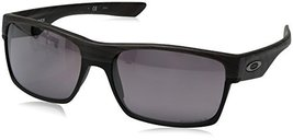 Oakley Twoface Polarized Sunglasses for Men - Woodgrain/Prizm Daily - $99.99