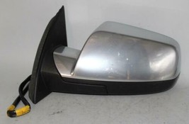 2010-2014 Gmc Terrain Left Chrome Blind Spot Driver Side Power Door Mirror Oem - $118.79