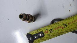 Parker BP-H2C Non-valved Pneumatic Quick Connect Nipple 1/4 NPT Male Brass 5 pcs image 4