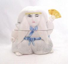 Sigma The Tastesetter Taste Setter Kabuki Figurine Trinket Box - $3.95