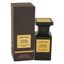 Tuscan Leather Eau De Parfum Spray By Tom Ford For Men - $244.85+