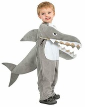 Princess Paradise Chompers Chompin Shark Toddlers Child Halloween Costum... - $39.99
