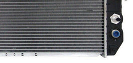RADIATOR GM3010146 FITS 00 CADILLAC DEVILLE DTS MODEL WITH EOC image 5