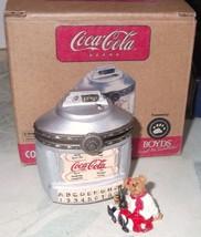 Boyd's Treasure Box Coca Cola Greatest Hits Juke Box - $46.74