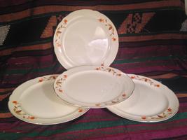 "10"" Jewel Dinner Plates- authenticated, c. 1970's - $72.00"