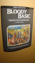 Dungeons Dragons - Bloody Basic Medieval *NM/MT 9.8* Old School Rpg Manual - $19.00