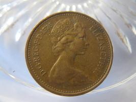 (FC-398) 1976 United Kingdom: 1 New Penny - $1.00
