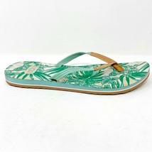 UGG Magnolia Island Floral Womens Size 10 Flip Flops Sandals 1010727 TDGR - $47.95