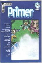 Comico Primer Comic Book #4, Comico 1982 FINE+ - $7.14