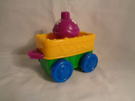 2003 Fisher Price Little People Circus Replacement Train Car w/ Rotating... - $2.92