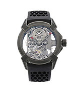 Jacob & Co. Epic X Skeleton Titanium Hand-Wind Mens Watch EX100.21.PS.BW.A - £10,279.12 GBP