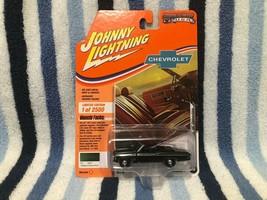 MCA60 Johnny Lightning Muscle Car 1969 Chevy Impala SS Convertible R1 #4 JLMC022 - $17.82