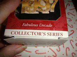 Hallmark 1990 & 1997 Fabulous Decade Series 1 & 8 Ornaments image 5