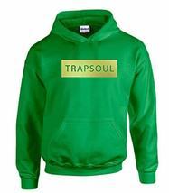CC Bryson Tiller Trapsoul Hoodie Irish Green (Gold Print) - $29.99