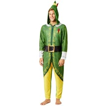 Elf Movie And Yellow Union Suit Green - $35.98