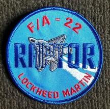USAF 1st FIGHTER WING -F-22 Raptor F-15A/B LOCKHEED MARTIN FIGHTER JET P... - $7.92