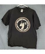 Bruce Springsteen Wrecking Ball Europe Paris T-Shirt Size Large  - $12.86