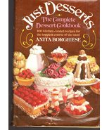 Just Desserts by Anita Borghese -(Cookbook) - $5.95