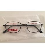 3M PENTAX Metal Safety Glasses Frame Brown Matte Silver Rectangle Z87-2+  - $65.95