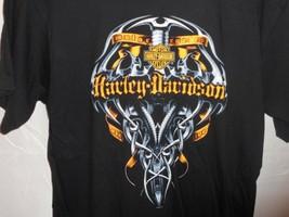 2006 Harley Davidson T Shirt Worth Harley Davidson North Kansas City MO ... - $22.45