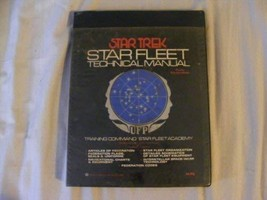 Star Trek Technical Manual [Hardcover] Joseph, Franz (Researched & compi... - $45.54