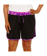 Made For Life Knit Workout Shorts Size S, L New Brilliant Peri Hazel - $16.99
