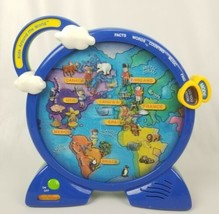 See 'n Say Kids Around the World. 6 Mode 2 Sided 3D Learn/Play. Facts Wo... - $34.51
