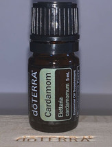 doTERRA Cardamom Oil 5ml New And Sealed Exp 2023/05 - $18.95