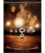 Signs (DVD, 2003) - £7.14 GBP