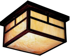 Kichler 9825CV Alameda Outdoor Ceiling 2-Light, Canyon View - $224.58
