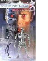 Terminator 2 - Techno Punch Terminator Figure - $24.75