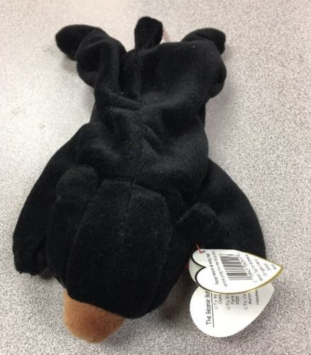 a2c79362c11 TY Beanie Baby Collection Blackie Bear 1994 and 50 similar items. 12